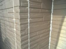 サイディング壁:シール交換