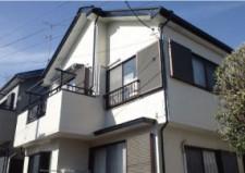 B様宅 26坪 サイディング壁工事金額 ¥850,000